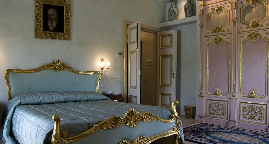 Suite superior con Terrazza