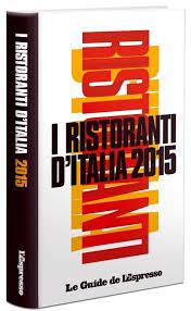 ESPRESSO – THE RESTAURANTS OF ITALY 2015