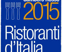 GAMBERO ROSSO – GUIDE TO THE BEST RESTAURANTS OF ITALY 2015