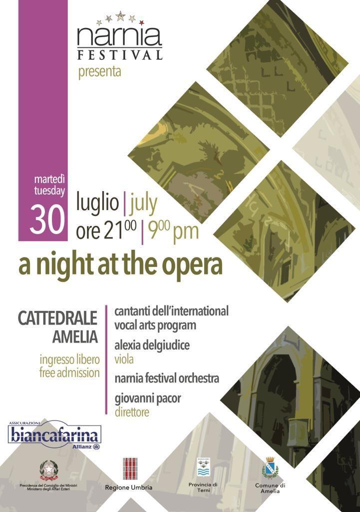 Night At Opera Narnia Festival