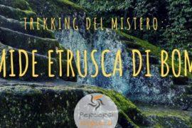 Bomarzo e i suoi misteri: dalla Piramide Etrusca a Santa Cecilia 26 Ottobre 2019