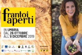 Frantoi Aperti in Umbria dal 26 Ottobre all'8 Dicembre 2019