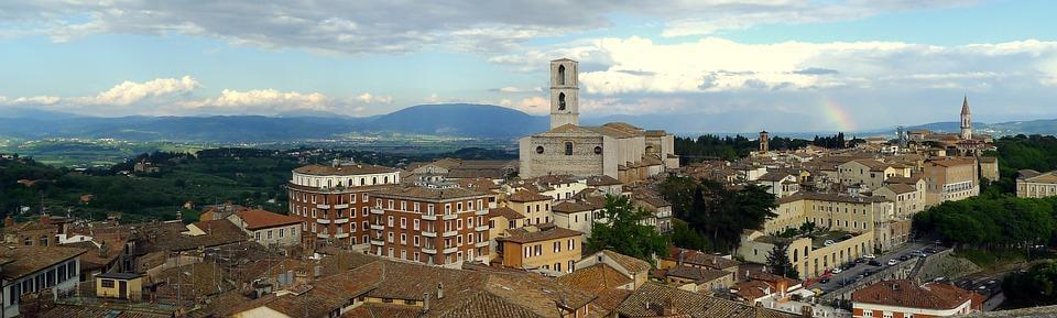 Sposarsi a Perugia città del cioccolato