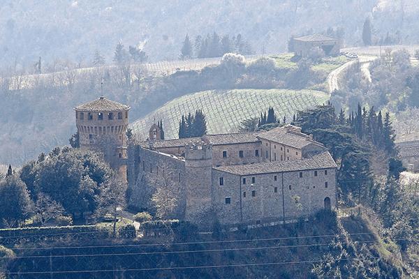 Castello della Sala - Umbria