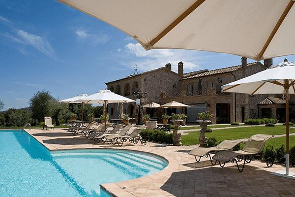 Farmhouse in Umbria Relais La Tenuta del Gallo