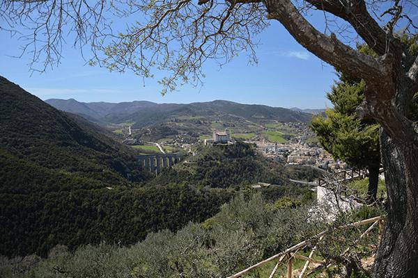 Vacanza in Umbria Spoleto